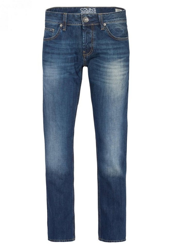 Colins Slim-fit-Jeans »Karl« in wash