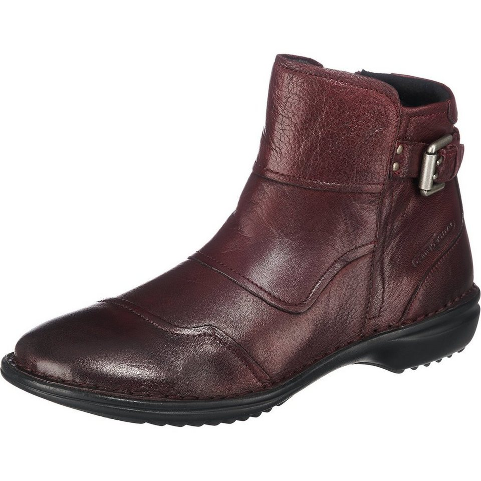 camel active Niagara Stiefeletten in bordeaux