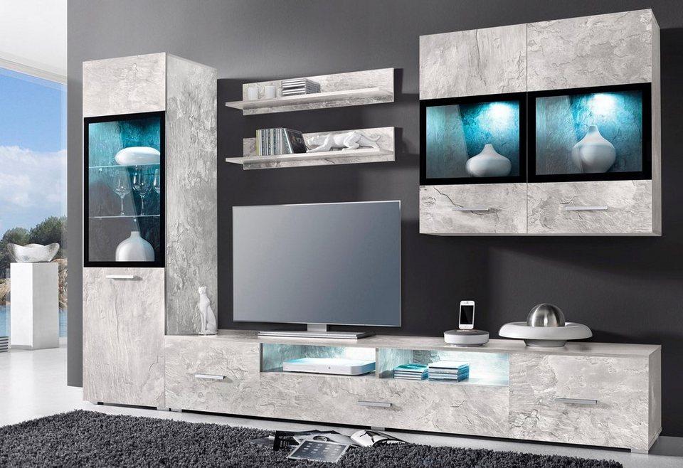 Wohnwand (5-tlg.) online kaufen | OTTO