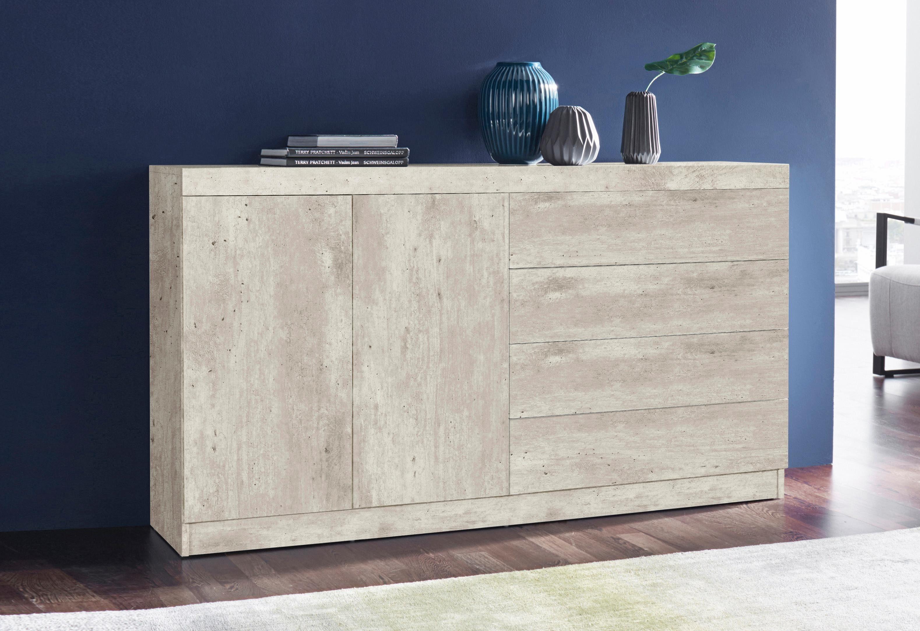 Sideboard, Breite 152 cm