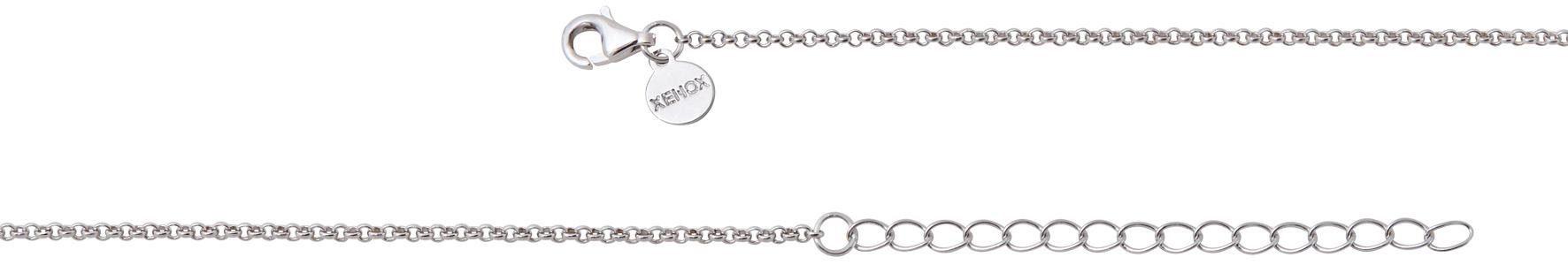 XENOX Silberkette »XK500/45«
