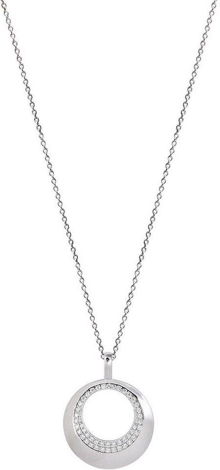 XENOX Kettenanhänger »Ladies Day, XS1286« mit Zirkonia in Silber 925