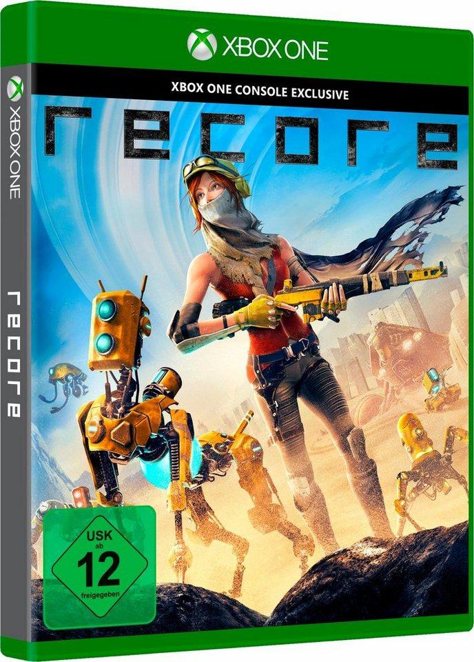 Xbox One Recore Xbox One
