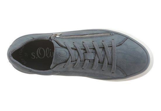 s.Oliver RED LABEL Sneaker, mit Soft-Foam-Ausstattung
