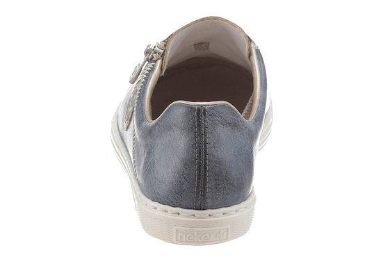 Rieker Sneaker, Emblem With Side