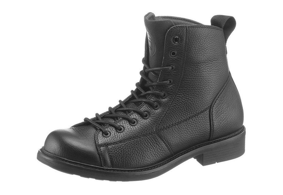 G-Star »Roofer« Stiefel in schwarz