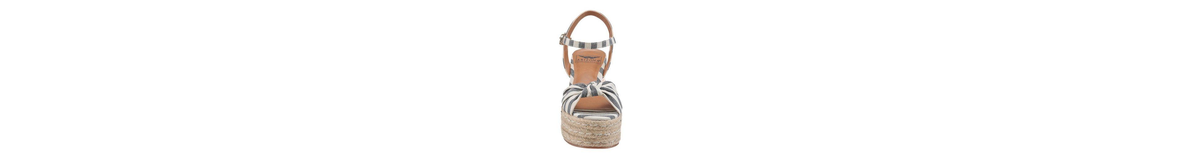 Arizona Sandalette, im maritimen Look