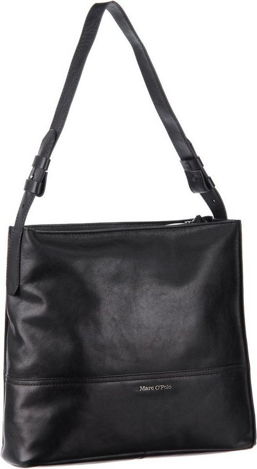 Marc O'Polo Hannah Hobo Bag L in Black