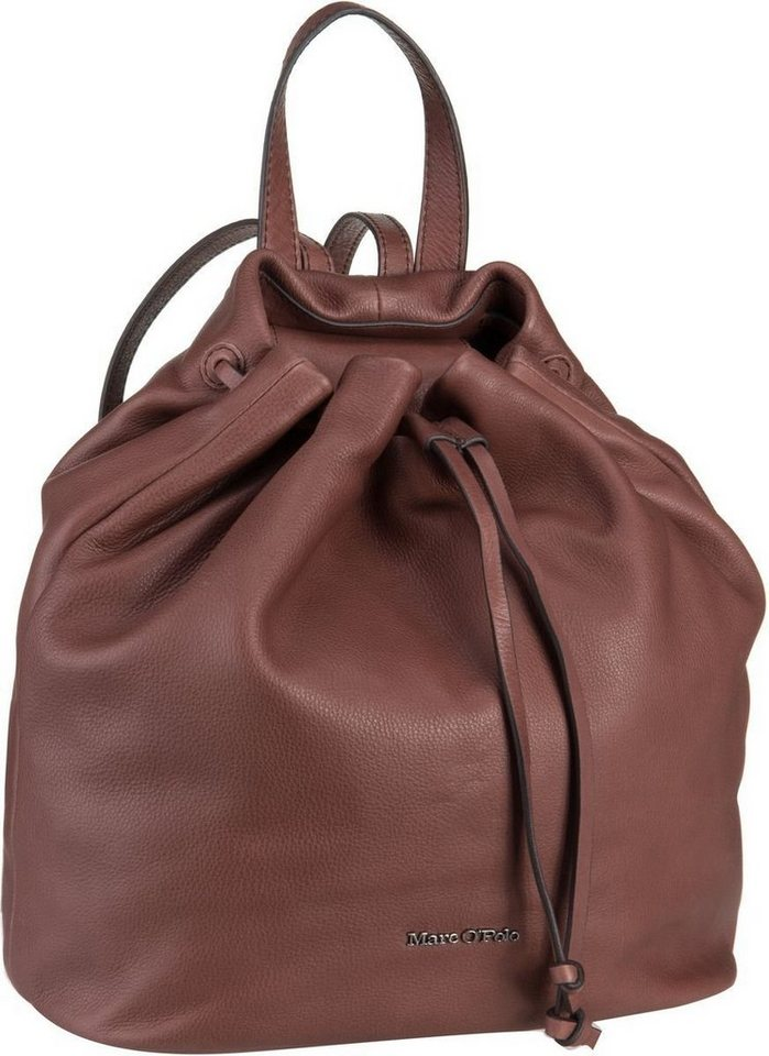 Marc O'Polo Merle Backpack M in Burnt Leaf