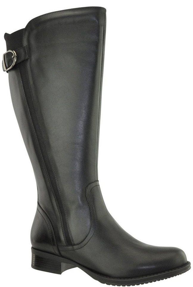 JJ Footwear »Kempten« Weitschaftstiefel in schwarz