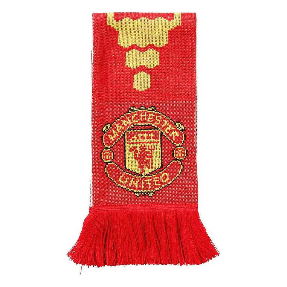 adidas Performance Manchester United »Schal Home« in rot