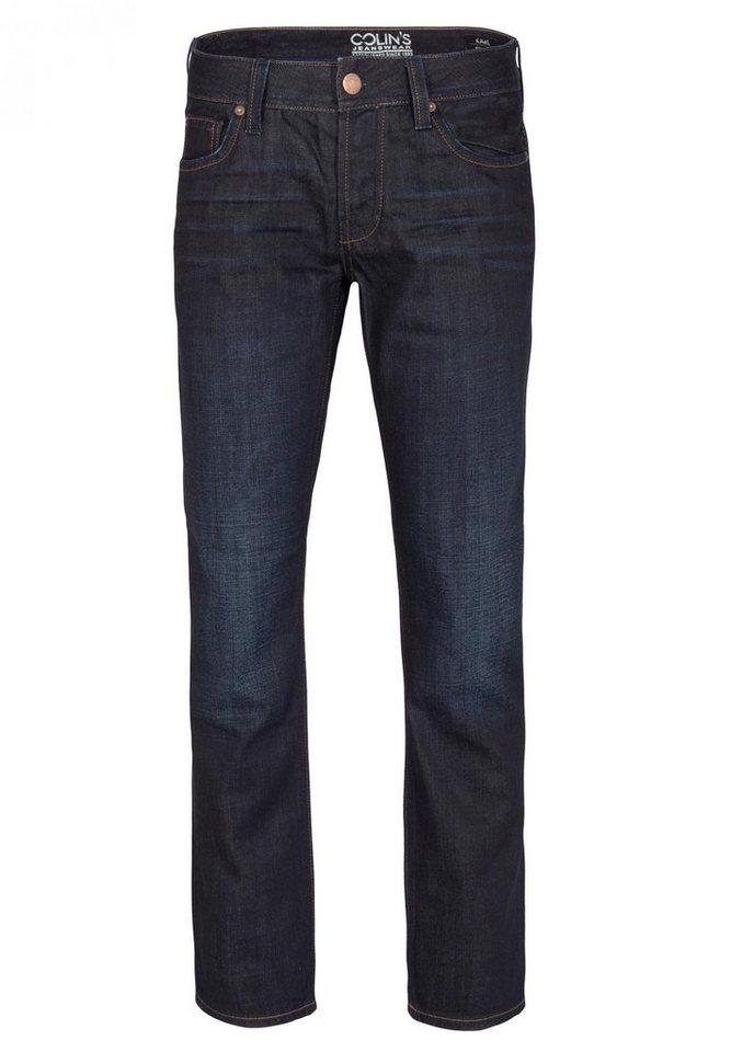 Colins Slim-fit-Jeans »Karl« in rinse