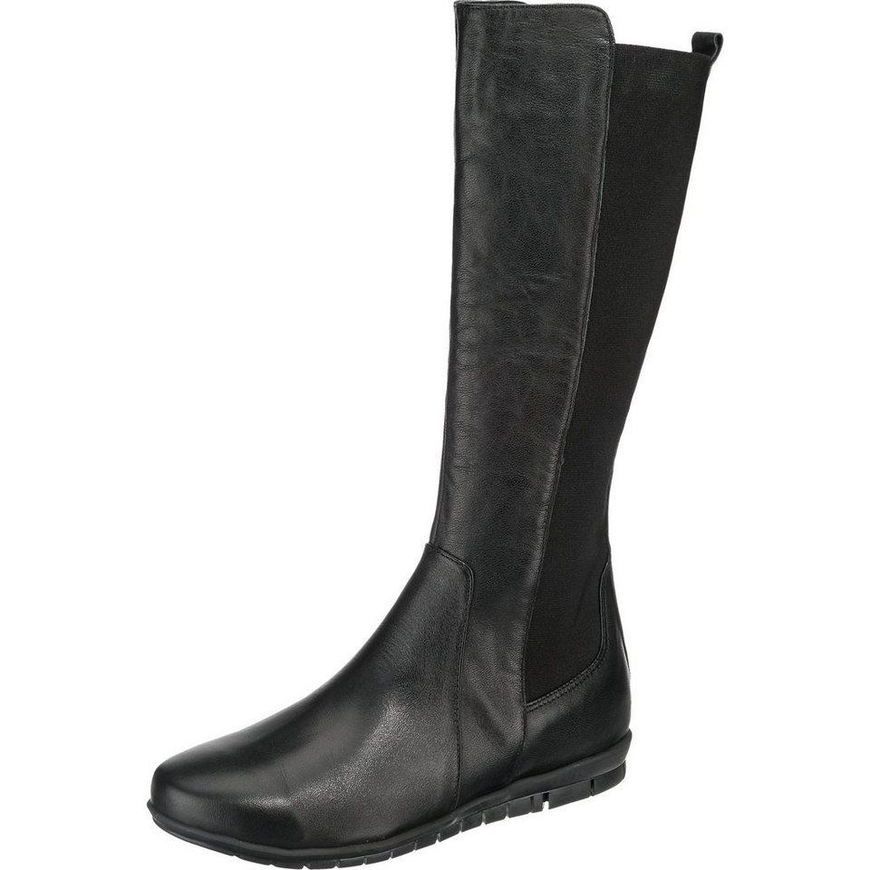 Andrea Conti Stiefel in schwarz