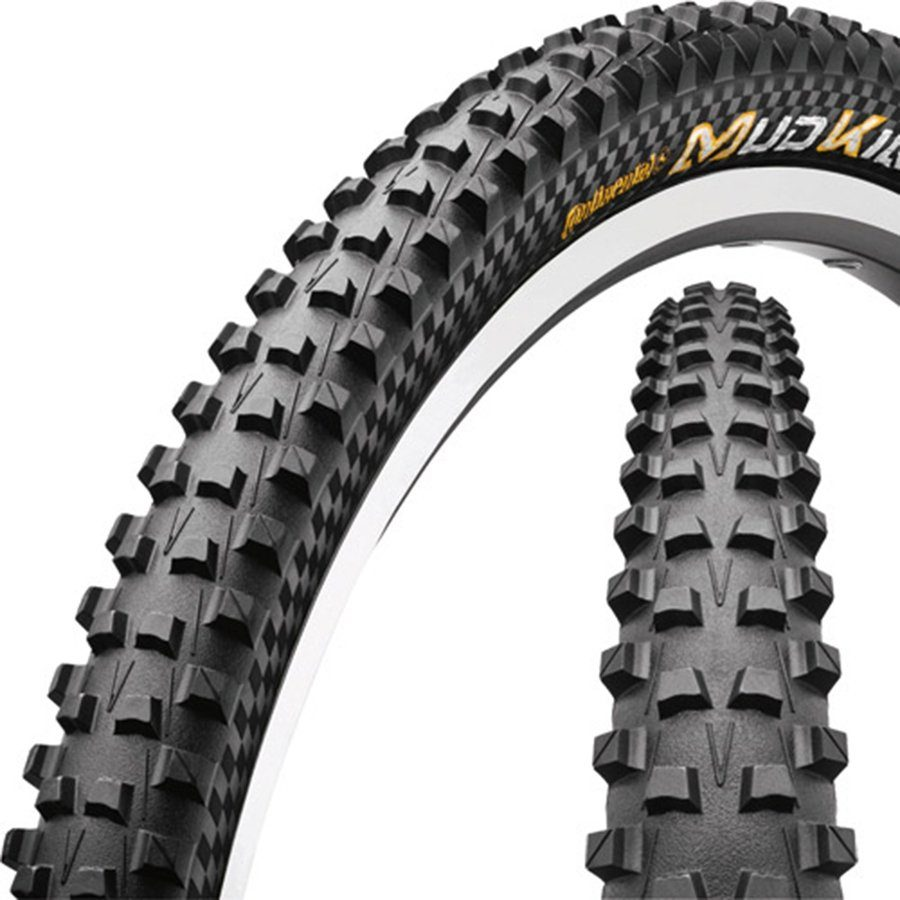 CONTINENTAL Fahrradreifen »Mud King ProTection 26x1.8 faltbar«