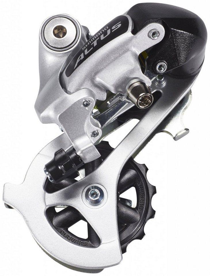Shimano Schaltung »Altus RD-M310 7/8-fach, mittellang«