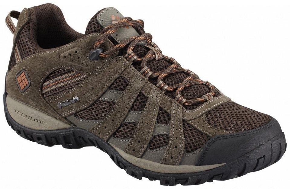 Columbia Kletterschuh »Redmond Shoes Men« in braun