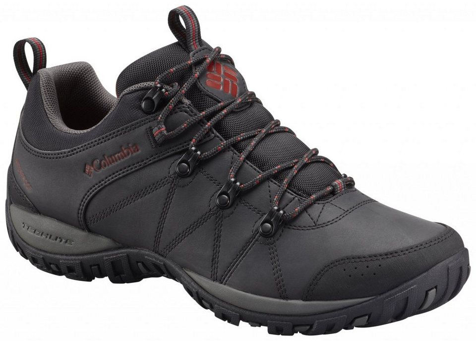 Columbia Kletterschuh »Peakfreak Venture Shoes Men WP« in grau
