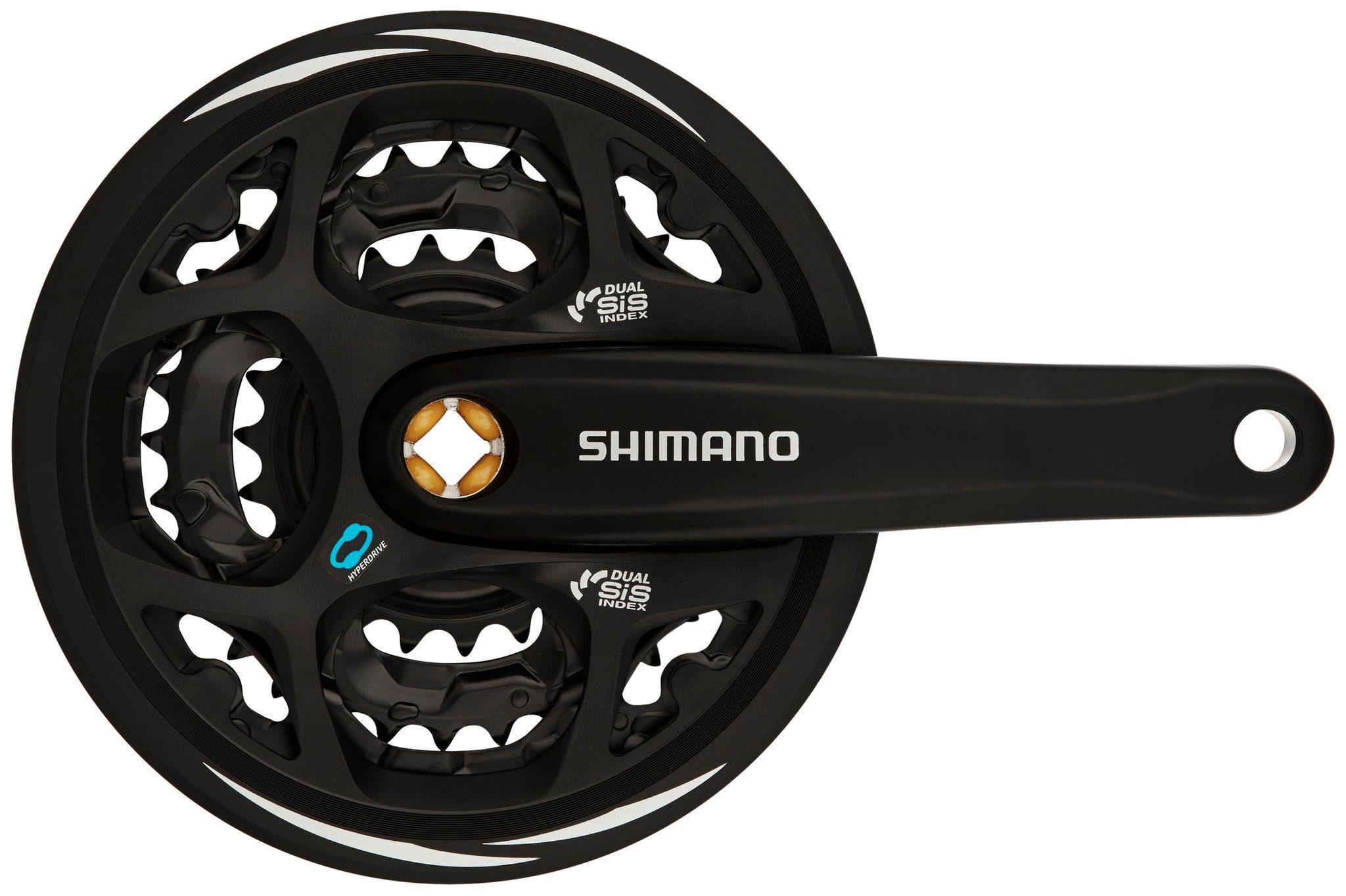 Shimano Kurbel »Shimano Altus FC-M311 Kurbelgarnitur 42/32/22«