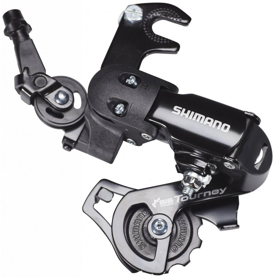 Shimano Schaltung »Tourney RD-FT35 Schaltwerk 6/7-fach mit Adapter«