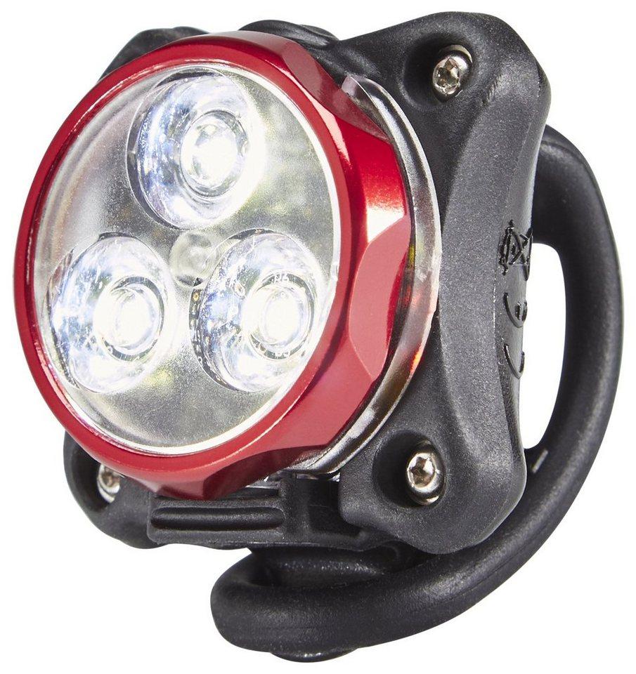 Lezyne Fahrradbeleuchtung »Zecto Drive Frontlicht rot-glänzend«