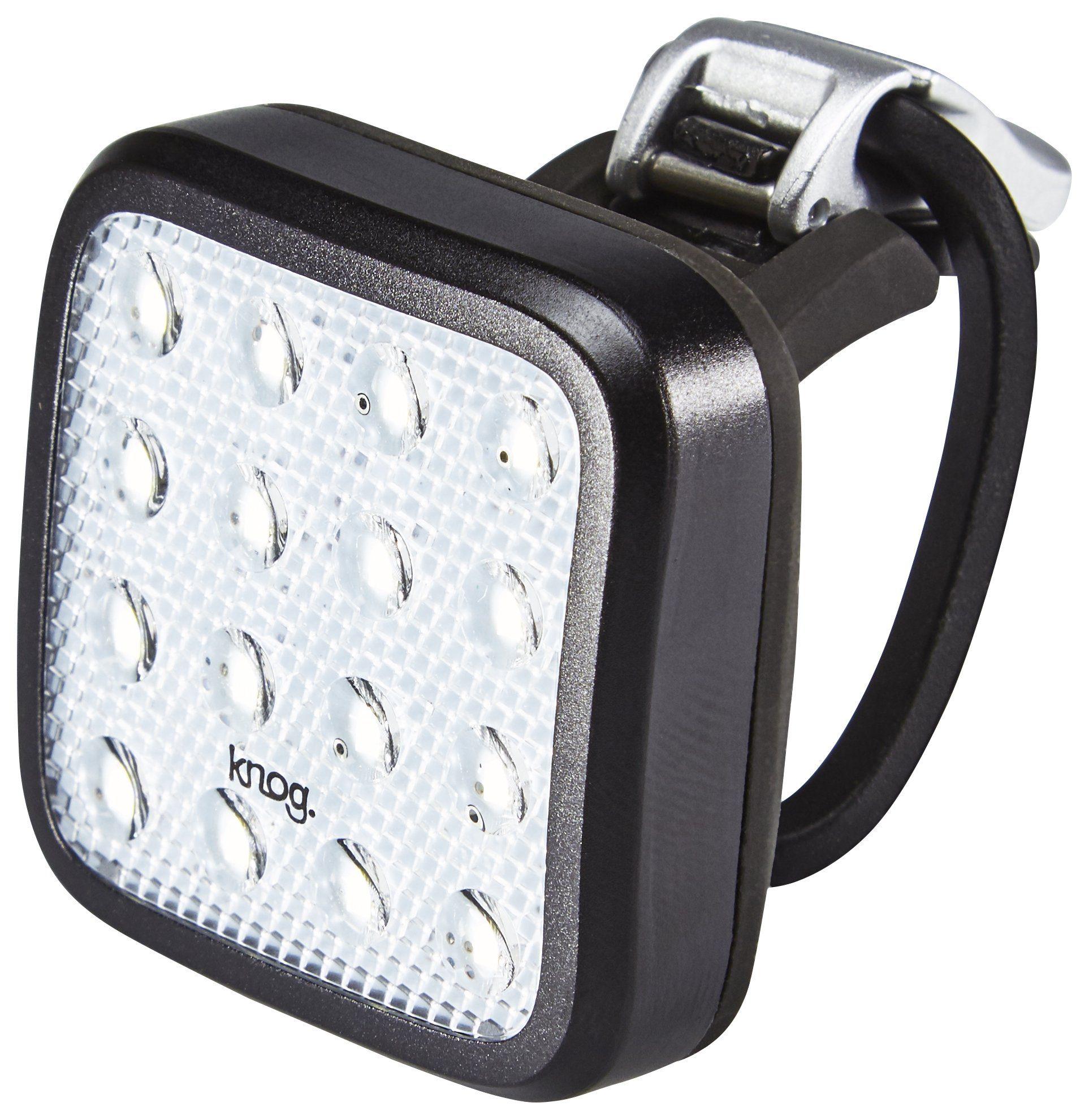 Knog Fahrradbeleuchtung »Blinder MOB Kid Grid Frontlicht weiße LED«