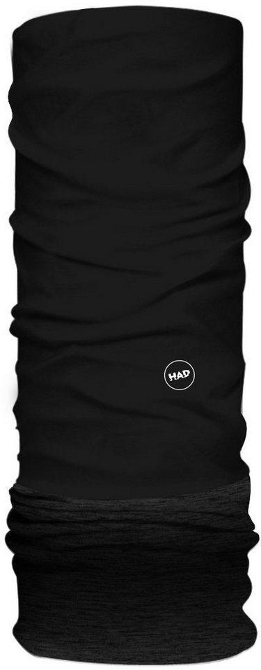 HAD Accessoire »Microfibre HPF Fleece Schlauchtuch« in schwarz