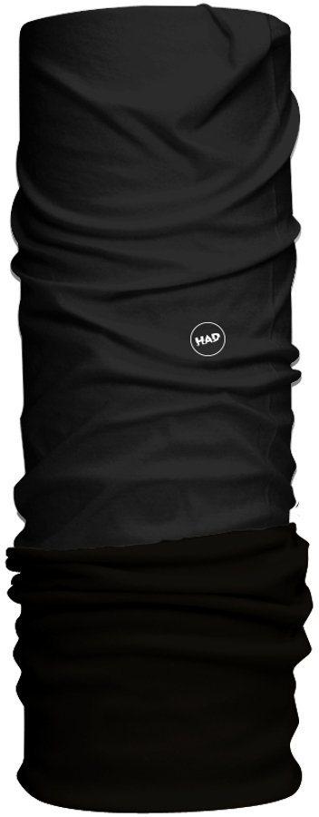 HAD Accessoire »Solid Fleece Schlauchtuch« in schwarz