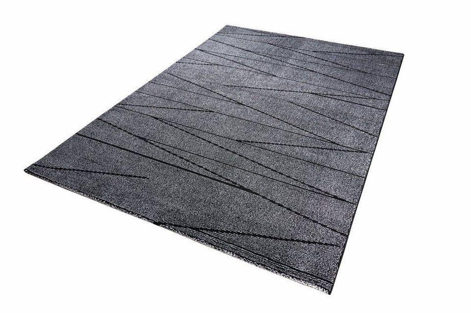 Teppich, Arte Espina, »Move 4471« in schwarz