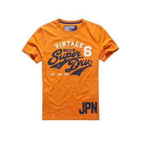 Superdry T-Shirt »STACKER DUO REWORK CLASSIC TEE«