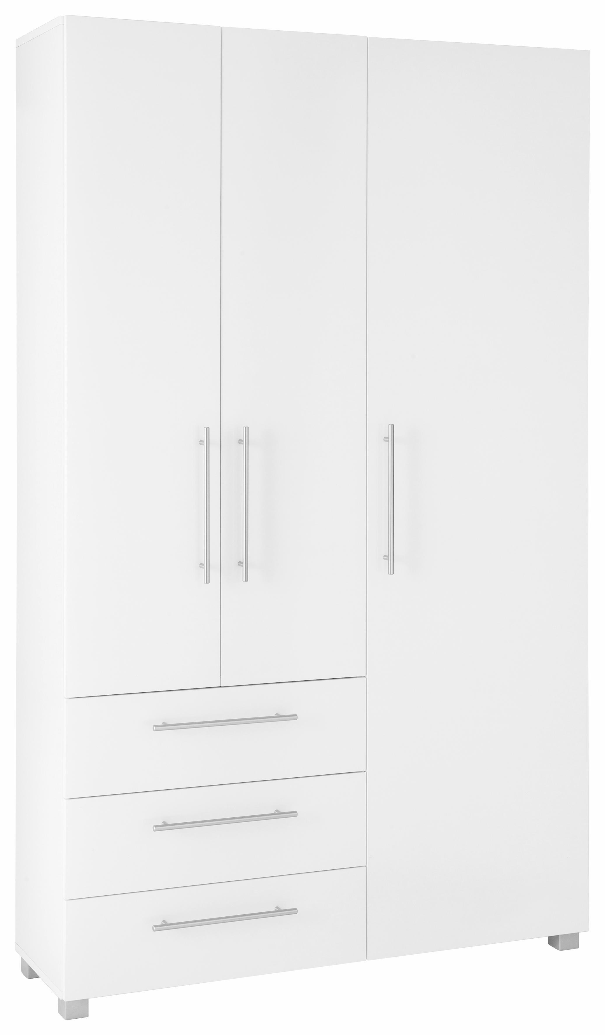 Schildmeyer Garderobenschrank »Danu«, mit 3 Schubkästen und 3 Türen | Flur & Diele > Garderoben > Garderobenschränke | Melamin | Schildmeyer