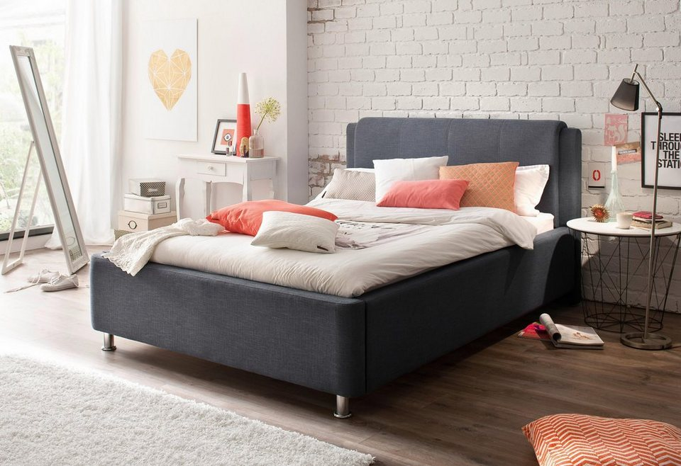 meise m bel polsterbett mit bettkasten kaufen otto. Black Bedroom Furniture Sets. Home Design Ideas