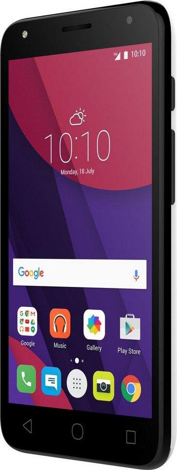 Alcatel Smartphone »PIXI 4-5 (3G) 5010D« in Weiß-Schwarz
