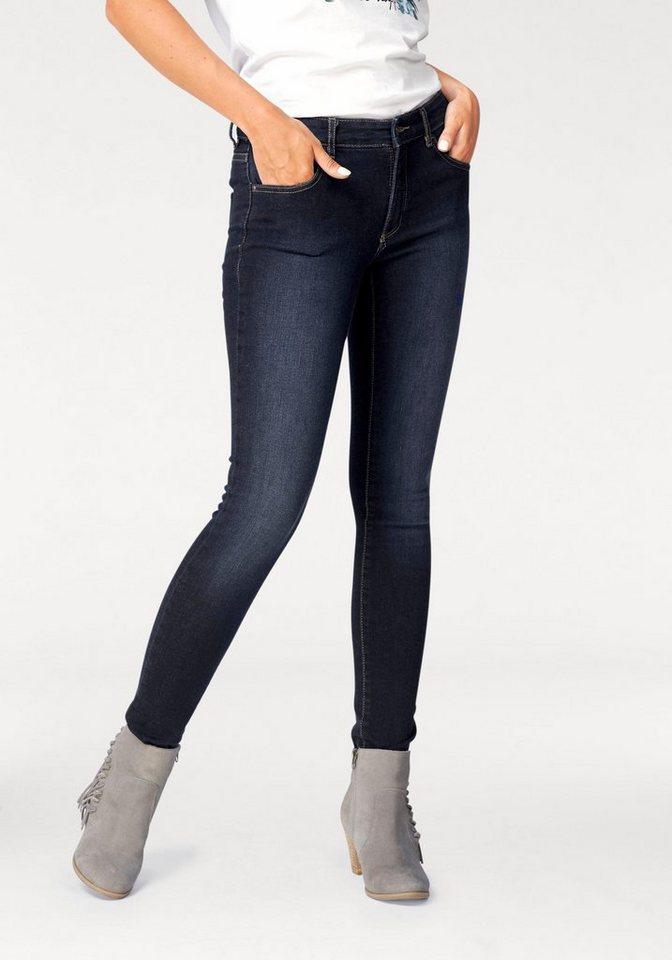 Paddock's Stretch-Jeans »Lucy« Skinny in darkblue