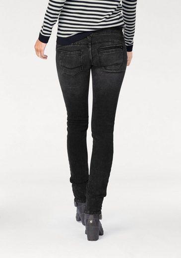 Cross Jeans® Stretch-Jeans Melissa, Reißverschlusstasche hinten