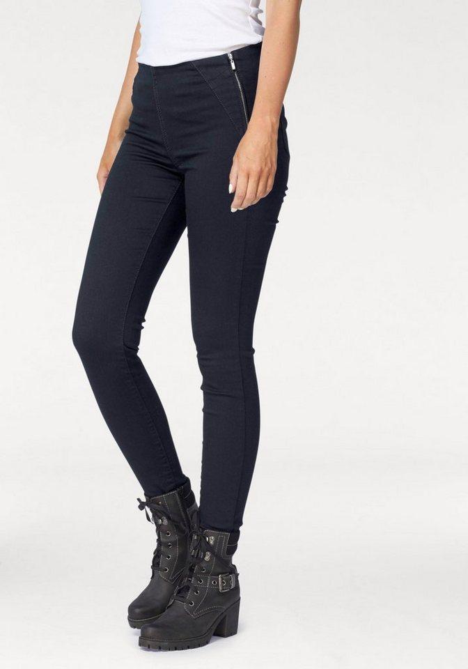 MAC Slim-fit-Jeans »Dream Slim Jeans« in dunkelblau