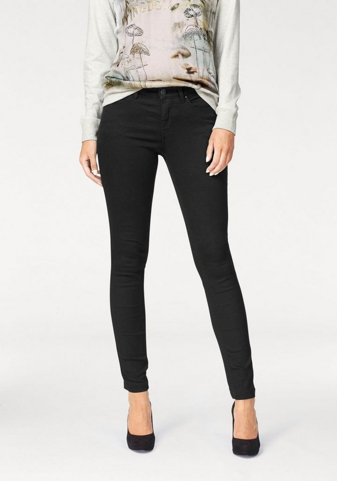 mac gerade jeans dream skinny hochelastische qualit t. Black Bedroom Furniture Sets. Home Design Ideas