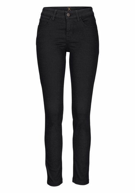 MAC Gerade Jeans »Dream Skinny« Hochelastische Qualität sorgt für den perfekten Sitz   Bekleidung > Jeans > Gerade Jeans   MAC