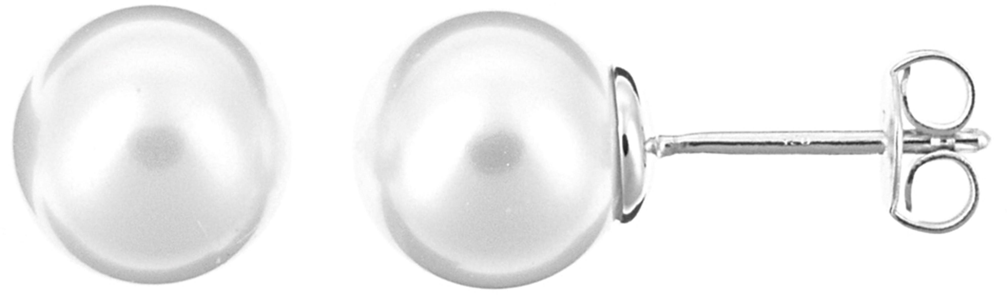 XENOX Paar Ohrstecker »Pearl, XS5130« mit imitierter Perle