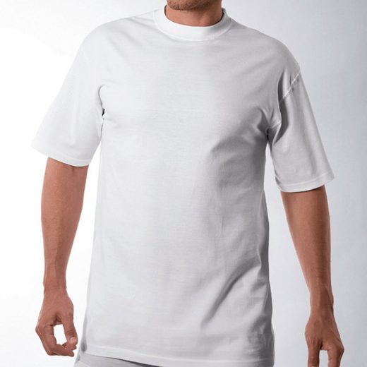 GÖTZBURG Unterhemd (5 Stück), Rundhals Ausschnitt