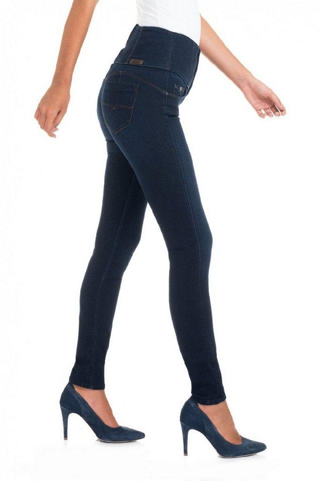 salsa jeans Jean »Diva« in Blue