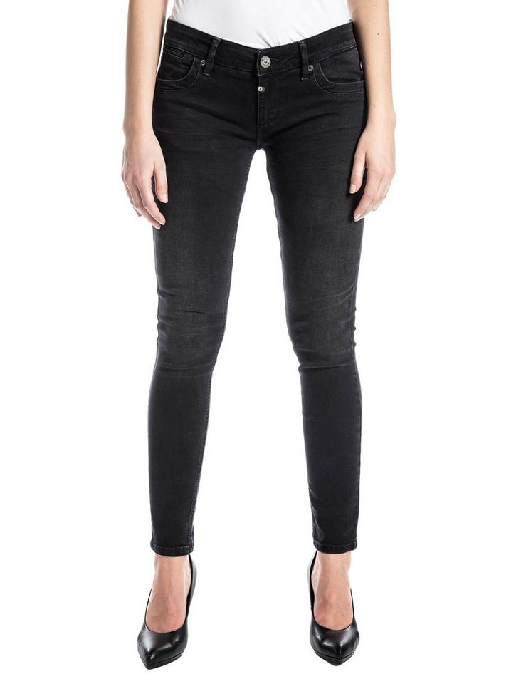 """TIMEZONE Jeans »AureliaTZ """"9266 black weak wash""""« in black weak wash"""