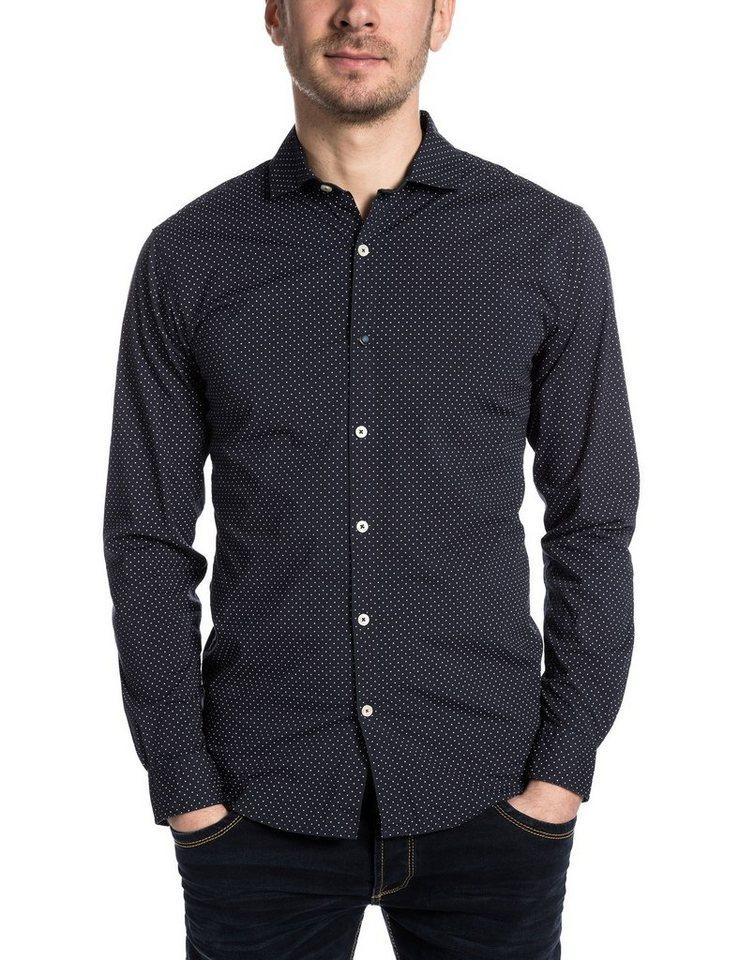 TIMEZONE Hemden »PierceTZ« in otal eclipse microd