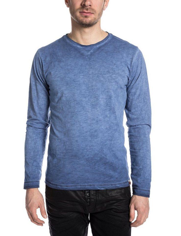 TIMEZONE T-Shirts (langarm) »UpperStandardLSTZ« in sea blue