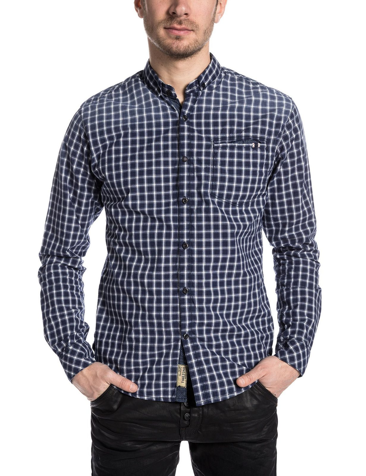 TIMEZONE Hemden (langarm) »CommonTZ«