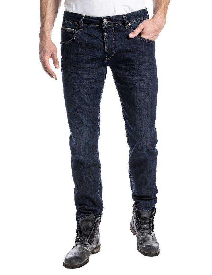 "TIMEZONE Jeans »EdoTZ ""3974 soft blue wash""« in soft blue wash"