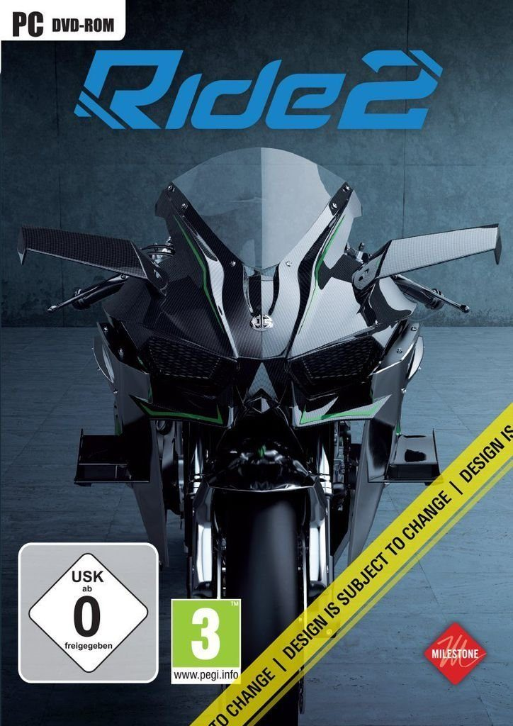 Milestone PC - Spiel »RIDE 2«