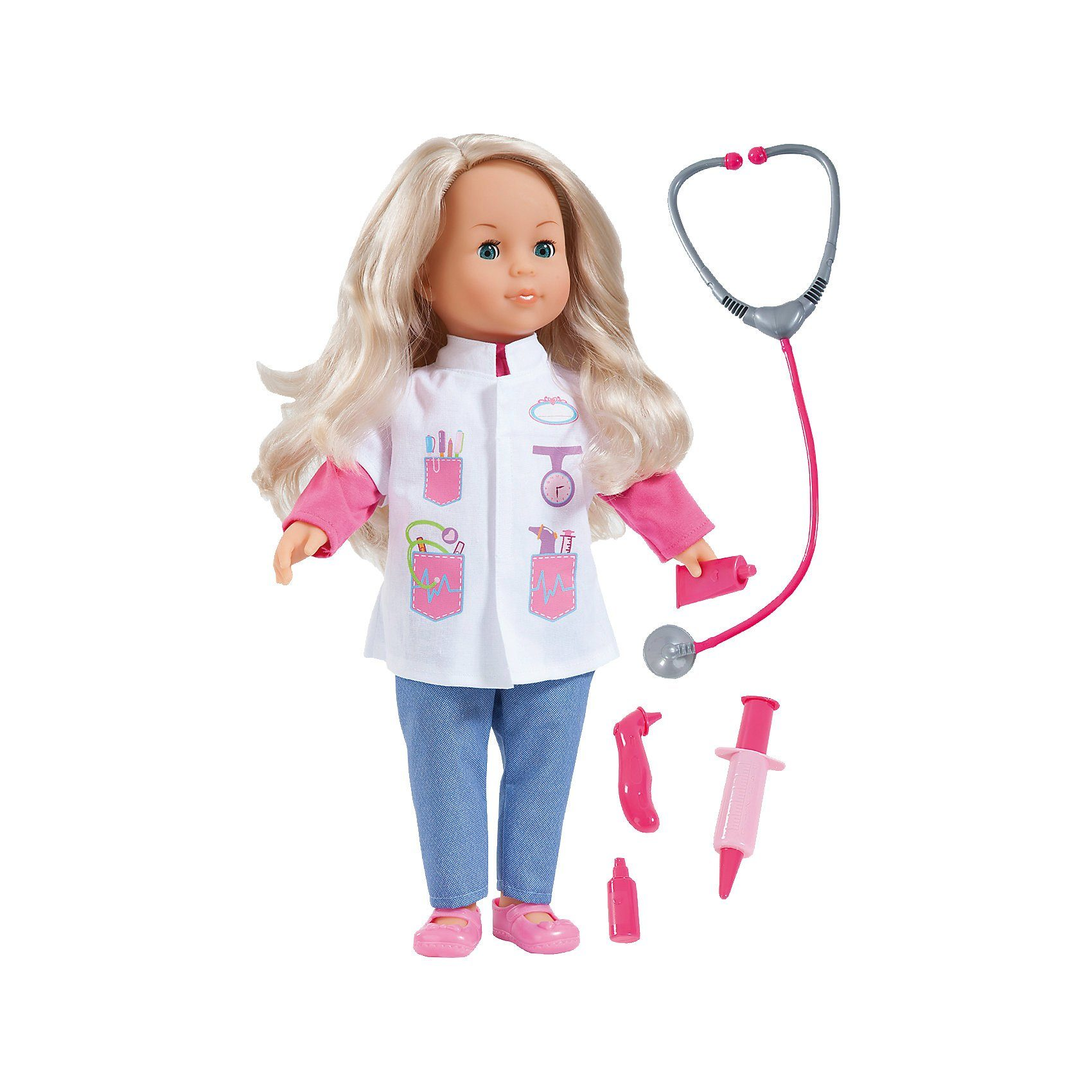 BAYER Charlene Love Doctor Set 40cm