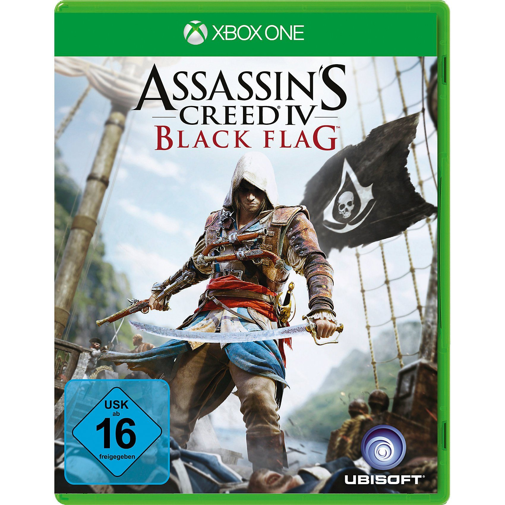 ak tronic XBOXONE Assassins Creed 4