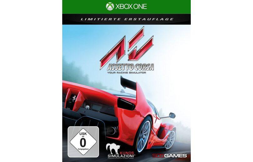 505 Games XBOX One - Spiel »Assetto Corsa«