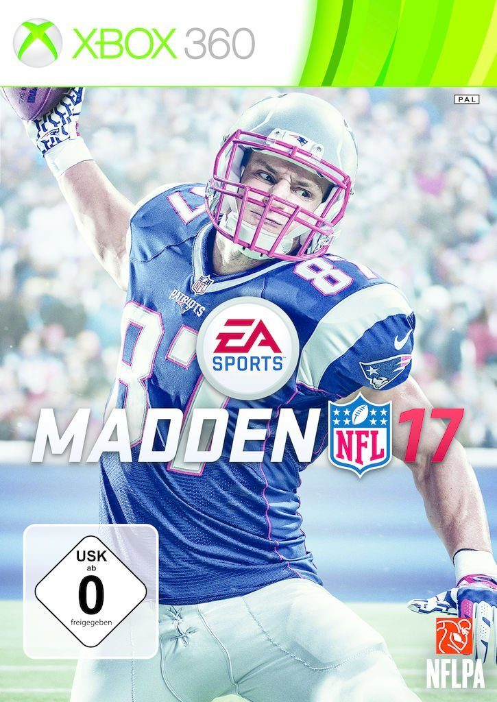 Electronic Arts XBOX 360 - Spiel »MADDEN NFL 17«